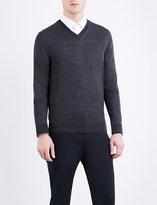 Paul Smith V-neck merino-wool jumper