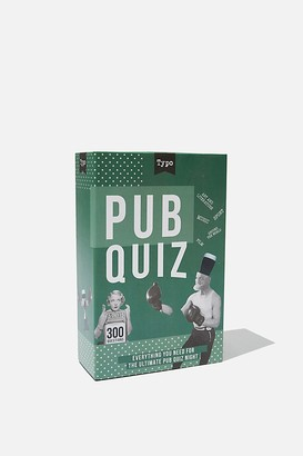 Your Own Host Pub Quiz
