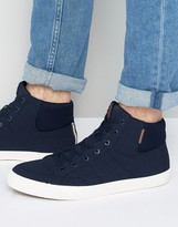 Jack & Jones Dunmore Hi Top Trainers