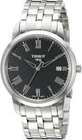 Tissot Men's T033.410.11.053.01 Swiss Quartz Movement Watch