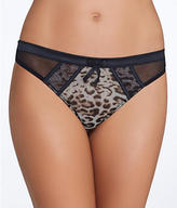 Miss Mandalay Kitty Mesh Thong
