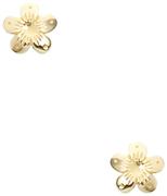 Good Charma Flower Stud Earrings