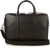 Paul Smith City Embossed leather briefcase
