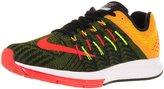 Nike Men Air Zoom Elite 8 Black/Ttl Crimson/Opt Yllw/Vlt Running Shoe 9.5 Men US