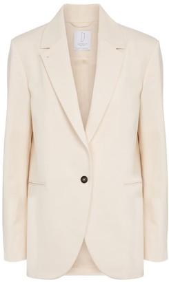 Deveaux Tylynn cotton blazer