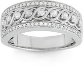 JCPenney MODERN BRIDE 1/2 CT. T.W. Diamond 10K White Gold Anniversary Band