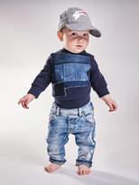 KIDS Diesel Jeans KXA18 - Blue - 12M