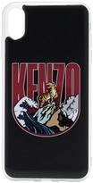 Kenzo logo print phone case