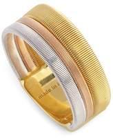 Marco Bicego 18K Yellow, Rose & White Gold Goa Ring