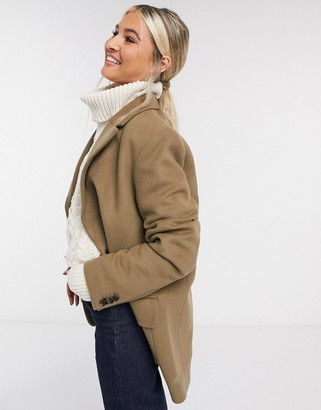And other stories & Nirvana blazer in camel