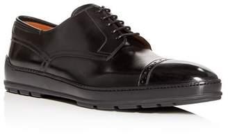 Bally Men's Reigan Brogue Leather Cap-Toe Oxfords