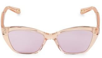 Chloé Willow 56MM Cat Eye Sunglasses