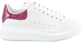 Alexander McQueen Chunky Sole Lace-Up Sneakers