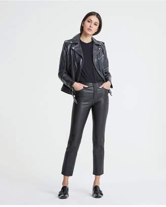 AG Jeans The Isabelle - Super Black