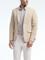 Banana Republic Slim Performance Blazer