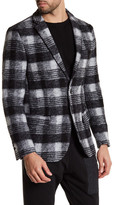 Antony Morato Plaid Super Slim Fit Blazer