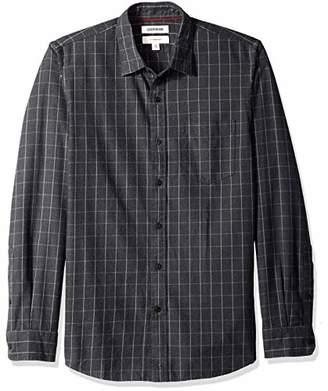 Goodthreads Slim-fit Long-sleeve Brushed Flannel Shirt,US XX (EU 5-6)