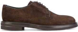 Henderson Baracco Suede Derby Shoes