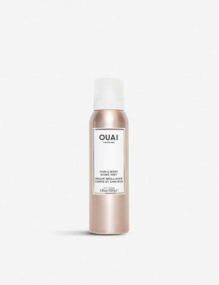 Ouai Hair and body shine mist 130g