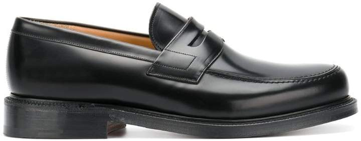 Church's low heel loafers