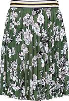 Ted Baker Zakai Floral Print Pleated Skirt