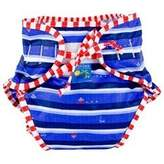 Kushies Baby Unisex Swim Diaper, Ahoy Print, Small by
