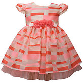 Bonnie Jean Bonnie Baby Baby Girls 12-24 Months Burnout Cap Sleeve Dress
