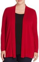 Eileen Fisher Plus Shawl Collar Cardigan