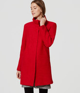 LOFT Tall Funnel Neck Coat