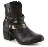 Bullboxer Velia Leather Western Bootie