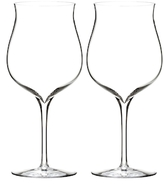Waterford Elegance Burgundy Wine Glasses (Set of 2)