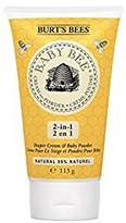 Burt's Bees Baby Bee Cream-To-Powder 113g - Pack of 2