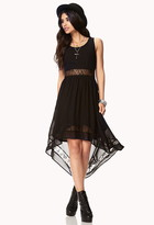 Forever 21 Romantic High-Low Dress