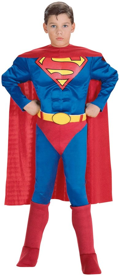 Rubie's Costume Co DLX Superman