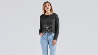 Levi's NFL Cropped Crewneck Sweatshirt