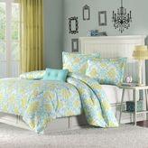 Bed Bath & Beyond Katelyn Comforter Set in Teal