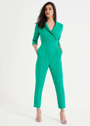 Phase Eight Carris Pleat Detail Jumpsuit