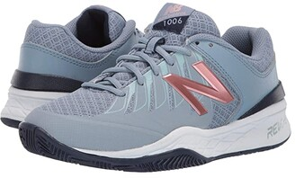 New Balance WC1006v1 (Reflection/Rose Gold) Women's Tennis Shoes
