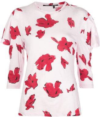 Proenza Schouler iris-painted T-shirt