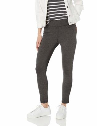 Lola Jeans Mid-Rise Leggings Anna-XS-JCR Charcoal