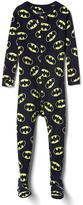 babyGap | DC Batman footed sleep one-piece