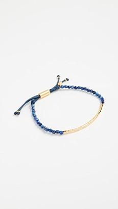 Gorjana Power Gemstone Bracelet for Wisdom