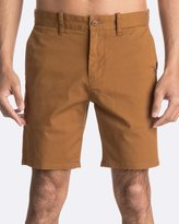 Quiksilver Mens Spratt Chino Walk Short