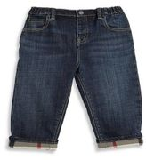 Burberry Baby's & Toddler Boy's, Pierre Check-Detail Stretch Jeans