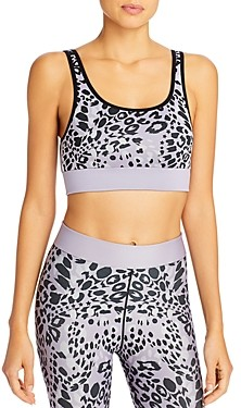 COR designed by Ultracor Mixed-Print Sports Bra