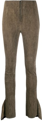 Phaedo Studios High-Waisted Skinny Trousers
