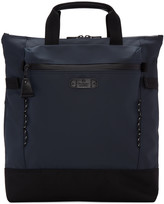 Master-piece Co Navy Zip Pouch Tote Bag
