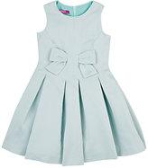 ValMax Satin Sleeveless Dress