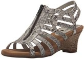 Aerosoles Women's Half Dozen Wedge Sandal