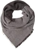 Kiomi Scarf black/white/grey
